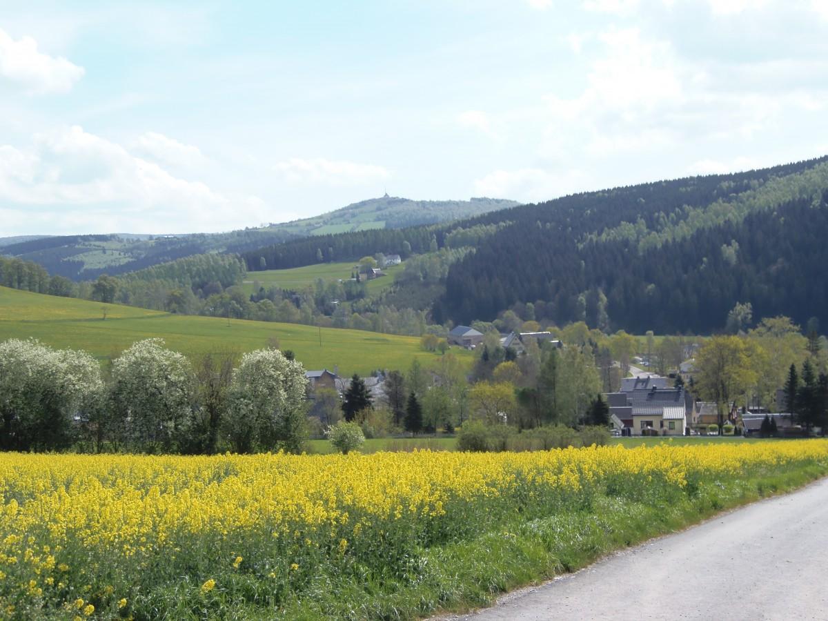 Schwartenberg-Blick