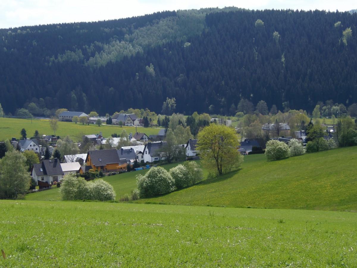 Niederdorf-Blick
