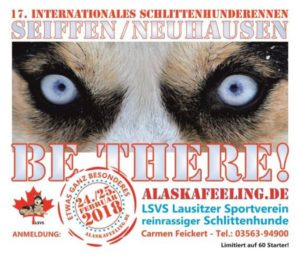 17. internationales Schlittenhunderennen @ Waldgasthof Bad Einsiedel