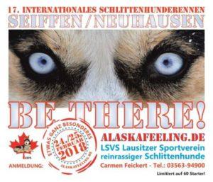 17. internationales Schlittenhunderennen @ Waldgasthof Bad Einsiedel
